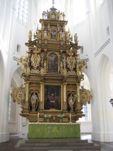 barokke kerk