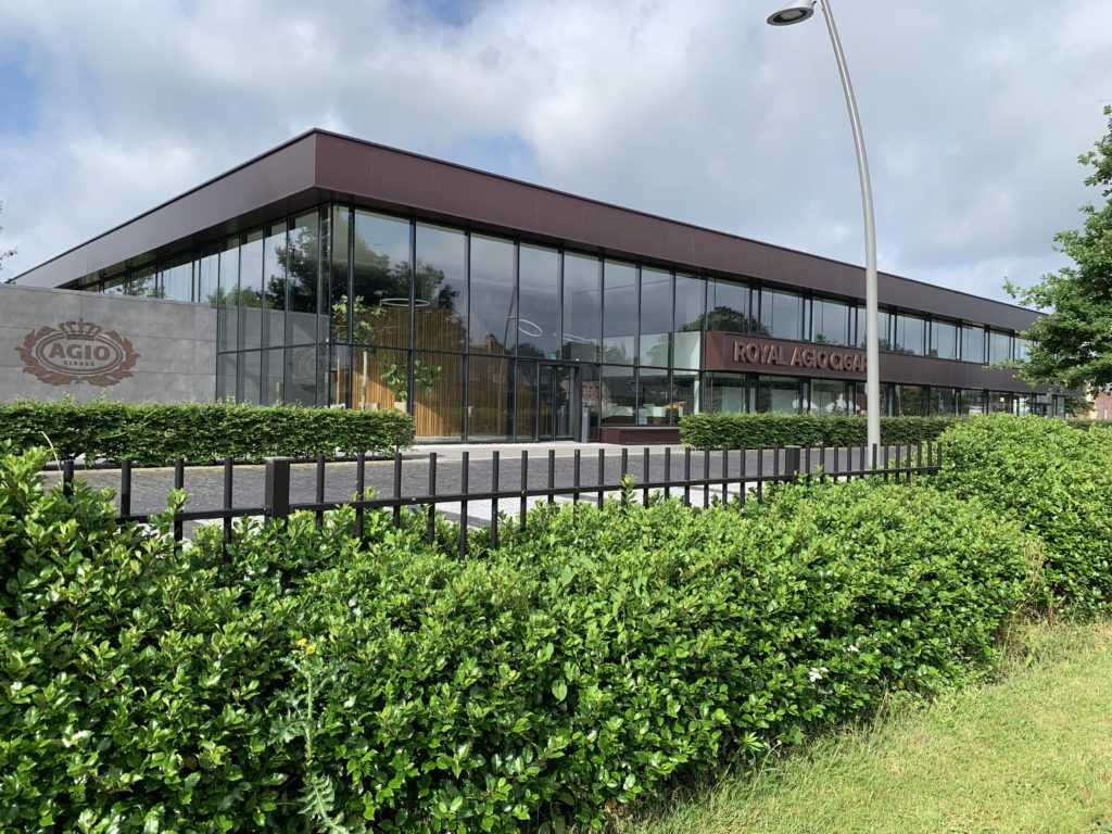 Agio sigarenfabriek